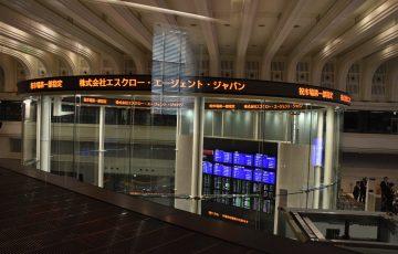 イギリスEU離脱時の東京証券取引所